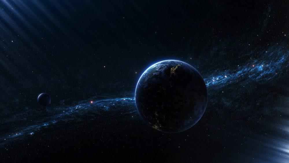 Presencia de materia oscura en el universo