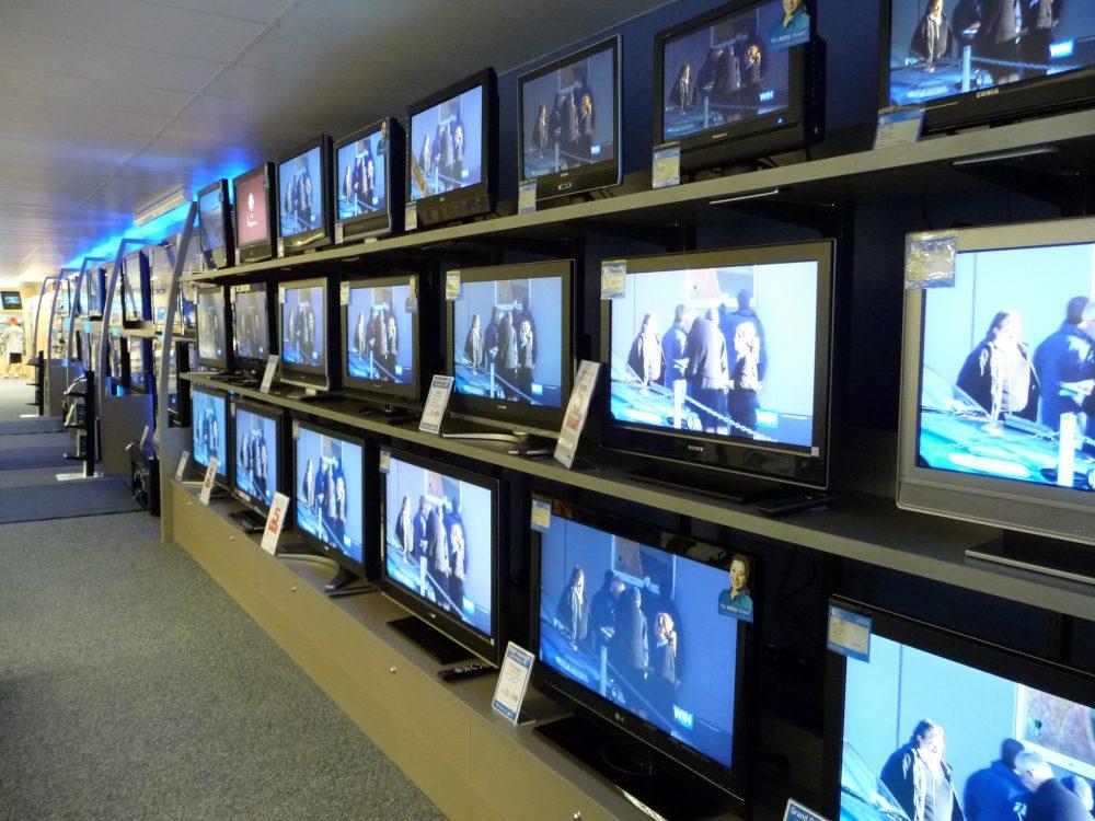 Cómo escoger la resolución de una televisión