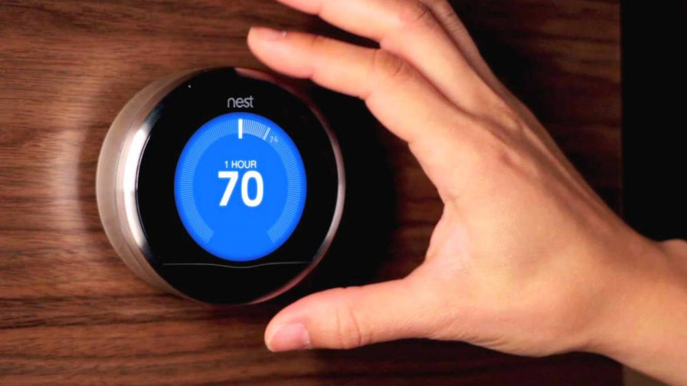 termostatos inteligentes