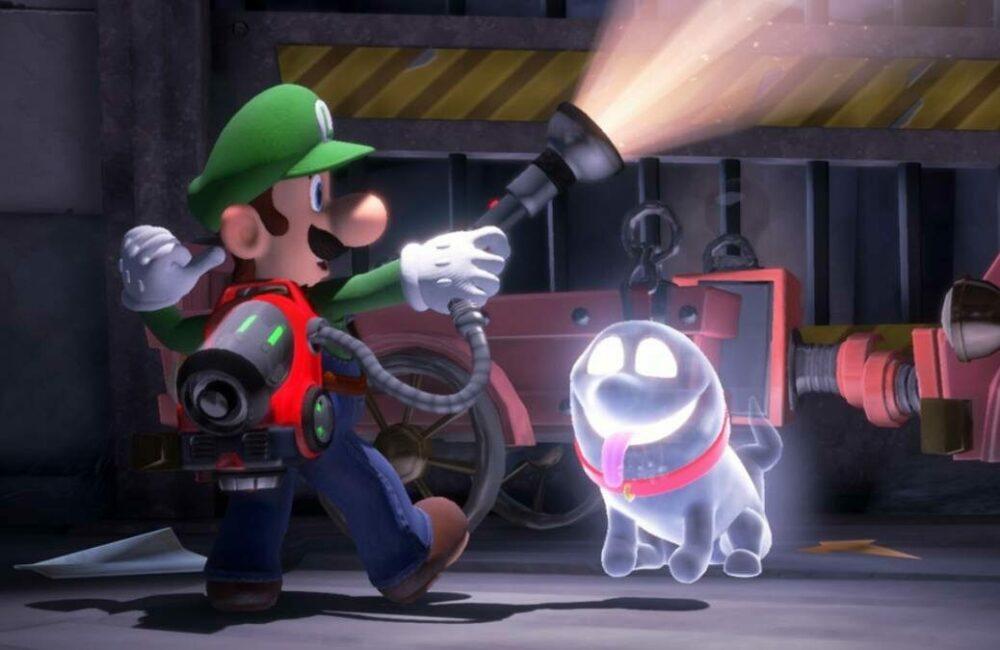 Luigi's Mansion 3 para Nintendo Switch