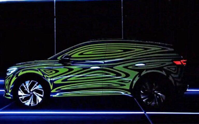 Nuevo vehículo eléctrico Volkswagen ID.4