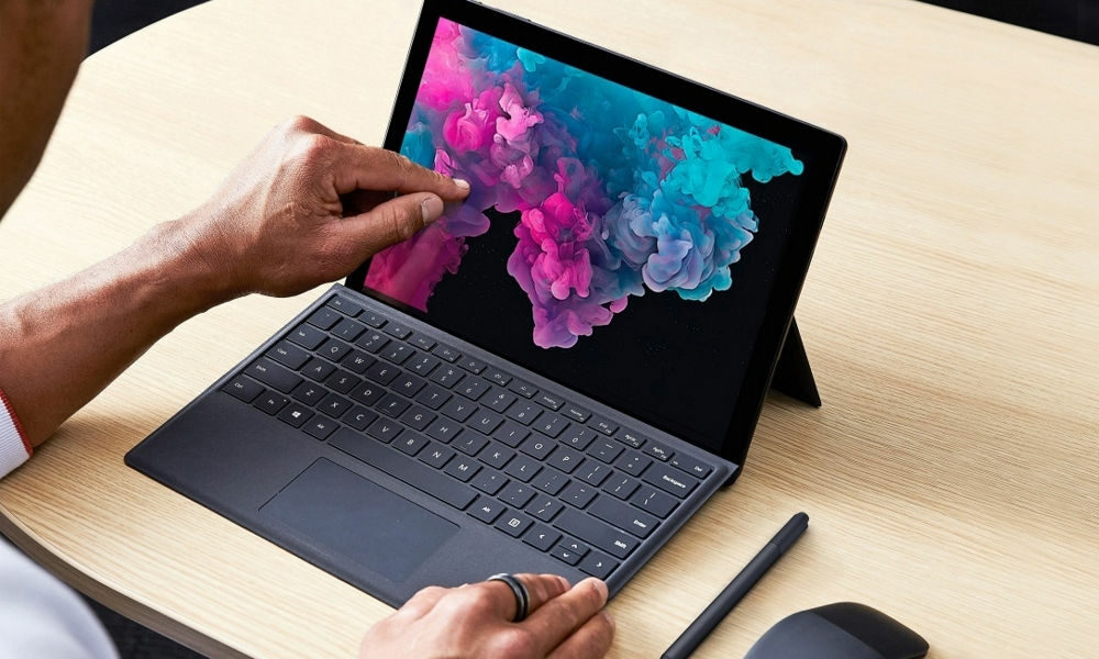 Nueva tablet microsoft surface pro 7
