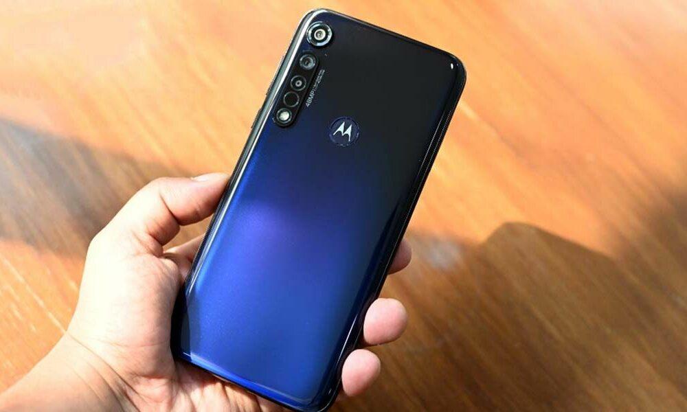 Moto G8 Plus el nuevo teléfono de motorola
