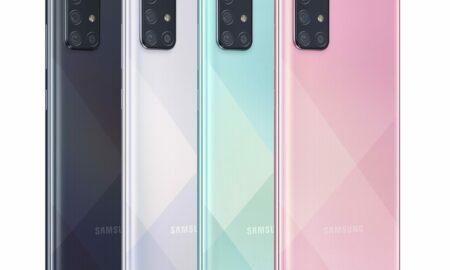 Ya es oficial cómo será el Samsung Galaxy A51