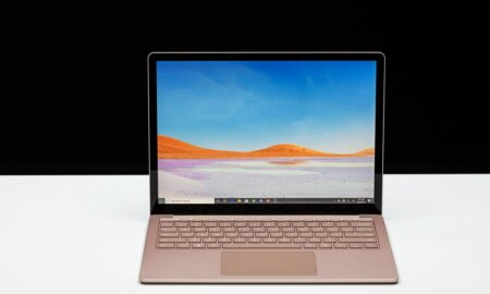 Micrsoft Surface Laptop 3