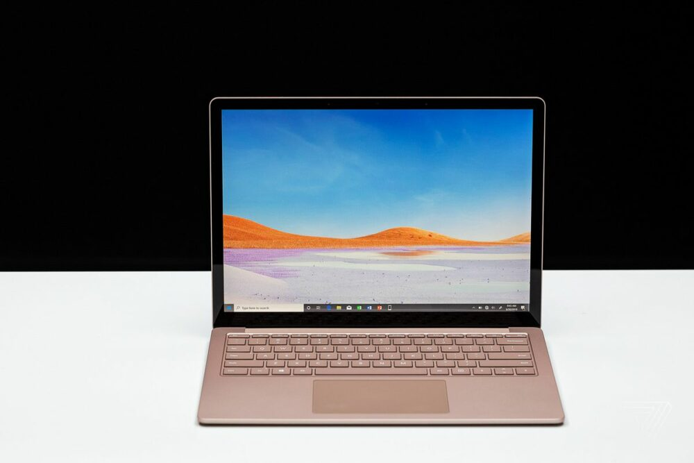 Micrsoft Surface Laptop 3