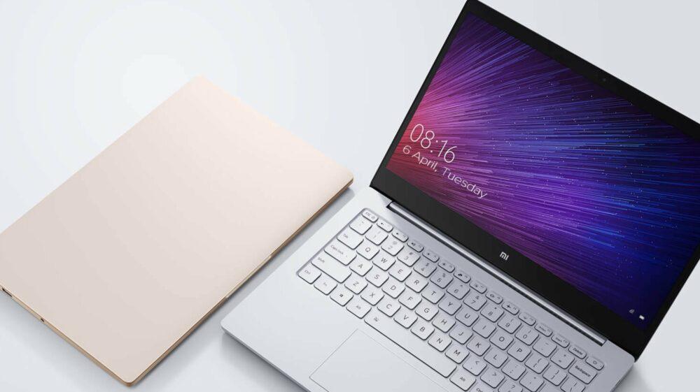 Xiaomi Air Notebook, una de las mejores alternativas al MacBook Air de Apple