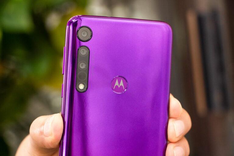 Review del móvil gama media motorola One Macro