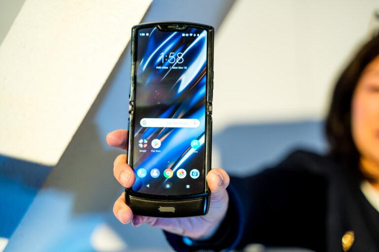 Motorola RAZR plegable: características, opinión y mejor oferta