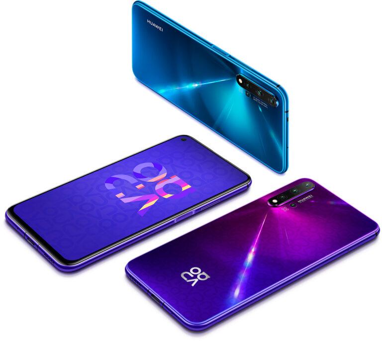 Huawei Nova 5T: características, opinión y mejor oferta